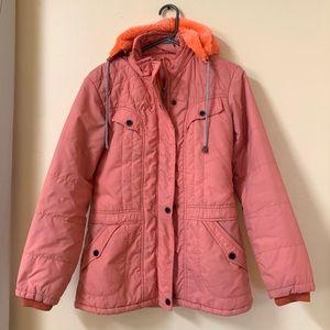 Winter Jacket with Cap